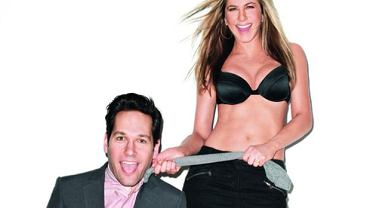 Jennifer Aniston, Paul Rudd.