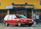 VOLKSWAGEN Golf IV Variant 99-06 1999 kombi przedni prawy - Zdjęcia