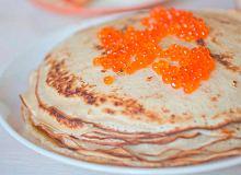 Tort z blinczyków na słono - ugotuj