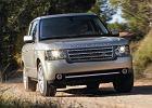 LAND ROVER Range Rover 09-, rok produkcji 2010, kombi, widok przedni prawy, samoch�d 5-drzwiowy, kolor silver grey