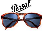 Persol: legendarne okulary przeciwsłoneczne, logo z klasą, okulary przeciwsłoneczne, moda męska, okulary