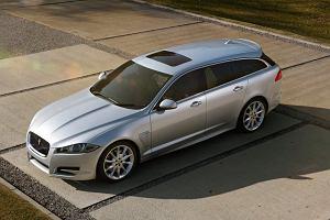 Salon Genewa 2012 | Jaguar XF Sportbrake
