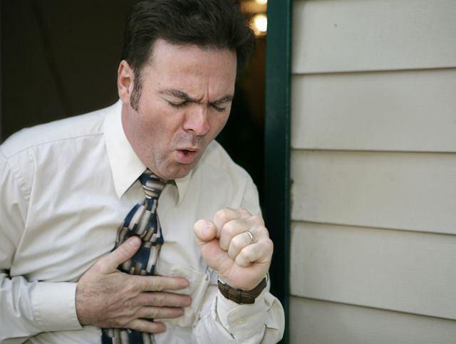 Pylica płuc należąca do grupy chorób zawodowych jest przewlekłą chorobą układu oddechowego