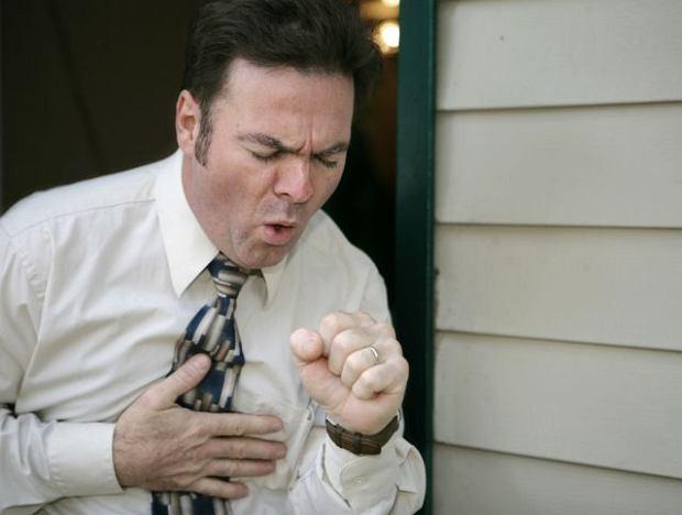 Pylica p�uc nale��ca do grupy chor�b zawodowych jest przewlek�� chorob� uk�adu oddechowego