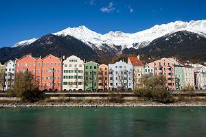 Austria Tyrol - wok� Innsbrucku