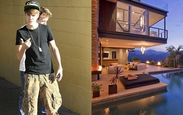 Justin Bieber kupił dom za 34 MILIONY złotych!