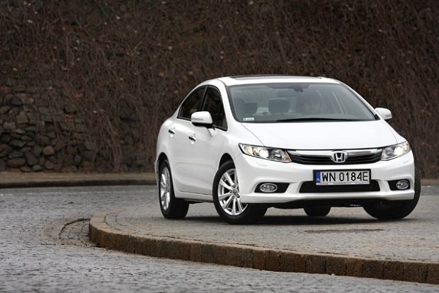 Honda Civic Sedan 1.8 Executive - test | Pierwsza jazda