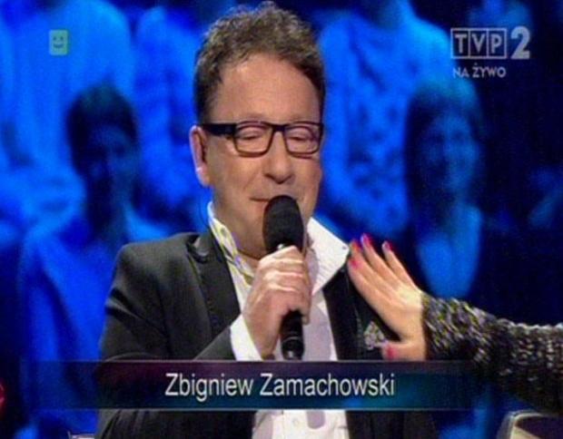 Zbigniew Zamachowski, bitwa na głosy