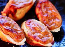Grzanki smażone z serem - ugotuj