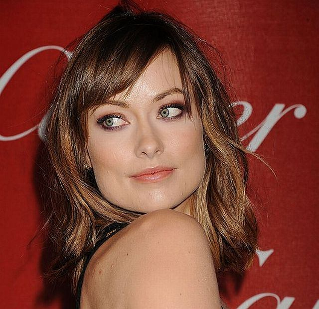 Olivia Wilde, Palm Springs Convention Center, Palm Springs, California, USA -- Olivia Wilde arriving at the 2012 Palm Springs Film Festival Awards Gala at the Palm Springs Convention Center in Palm Springs, California on January 7, 2012. CAP/ROT/TM ??Tony Michaels/Roth Stock/Capital Pictures