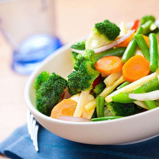 Warzywa to zdrowa i szybka przek�ska