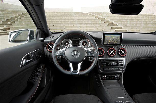Nowy Mercedes A-klasa