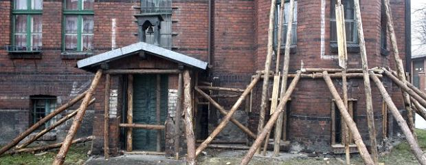 Kościół ewangelicki w Bytomiu-Miechowicach został zamknięty. Wszystko przez szkody górnicze
