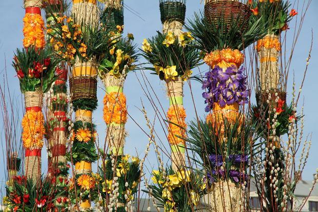 Wielkanoc na Podhalu i Małopolsce: Tu znajdziesz najpiękniejsze palmy w Polsce