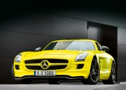 samochody, Mercedes