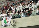 Fina� Pucharu Polski i 48 tys. widz�w na trybunach. Jak cz�sto Legia gra przy takiej frekwencji?