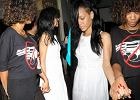 Rihanna na randce z... DZIEWCZYN�!