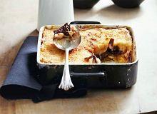 Zapiekanka z sosem burgundzkim - ugotuj