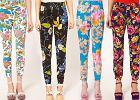 Spodnie w kwiatowe nadruki - gdzie kupi�?