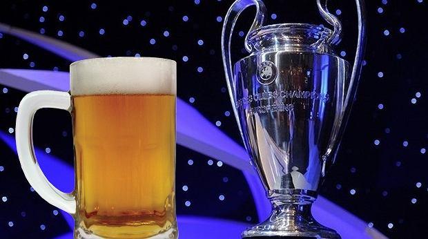Gdyby piłkarze Bayernu i Chelsea byli piwami