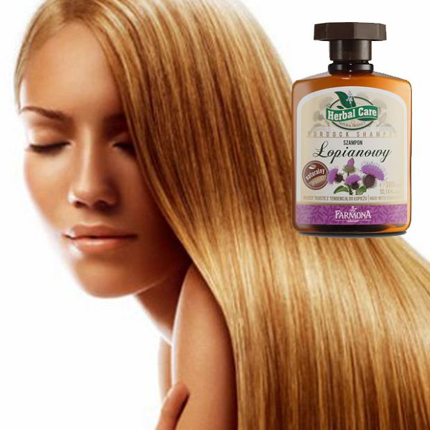 Farmona: szampon �opianowy do w�os�w t�ustych z tendencj� do �upie�u