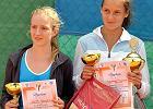 Buczy�ska zab�ys�a podczas radomskiego Tennis Europa