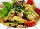 Makaron z kurczakiem - przegl�d najlepszych przepis�w
