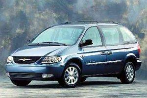 Chrysler Voyager (2000-2007) - opinie Moto.pl