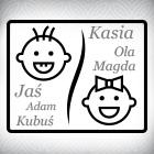 Imiona dla dzieci -