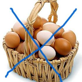 Bez jajek -
