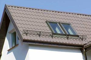 Montaz Blachy Trapezowej Na Dachu Budowa Projektowanie I Remont