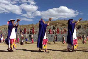 Peru. Wielki Poniedziałek z Panem od Trzęsienia Ziemi