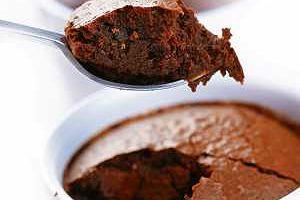 Boca negra (ciasto czekoladowe z papryką)