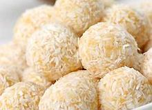 Beijinhos de coco (gałki mleczko-kokosowe) - ugotuj
