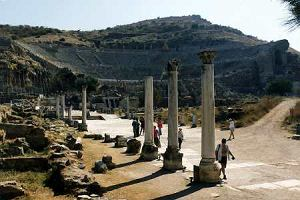 Zwiedzamy Efez