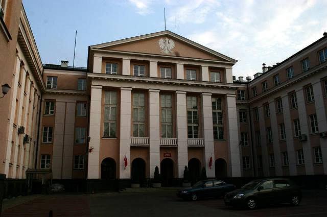 Siedziba Najwyższej Izby Kontroli w Warszawie