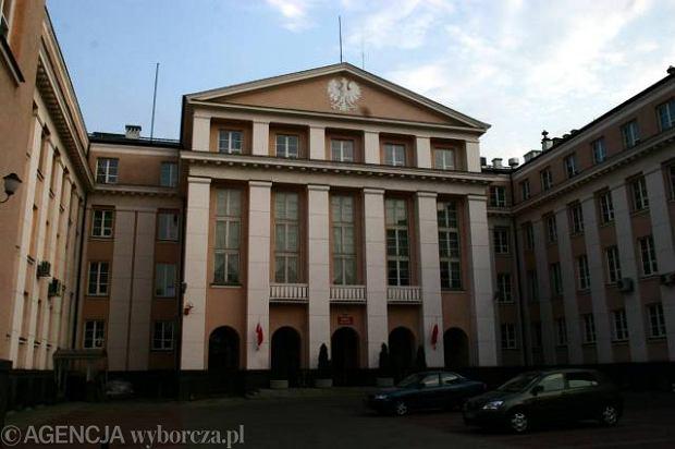 Siedziba Najwy�szej Izby Kontroli w Warszawie