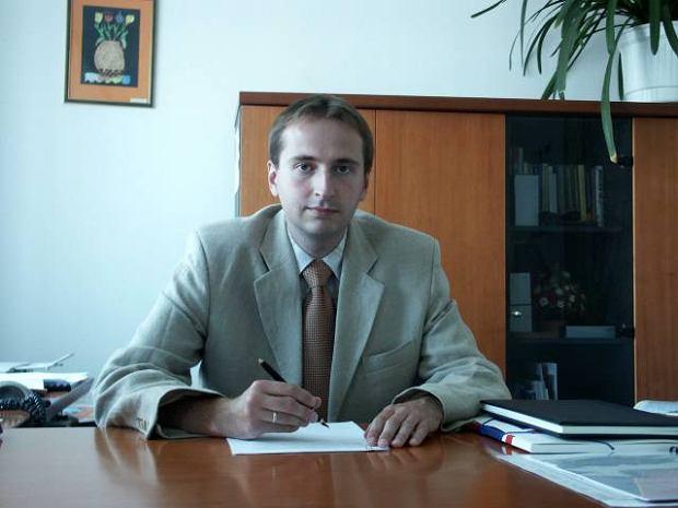 Maciej Maciejowski, warszawski radny PiS