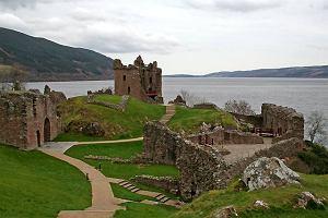 Podr�e Marze�. Szkocja - okolice Inverness, czyli na spotkanie z Nessie