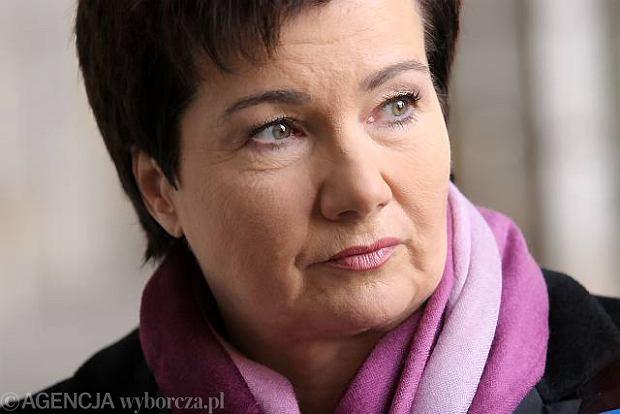 """Hanna Gronkiewicz-Waltz: Pozywam magazyn """"W Sieci"""""""