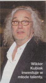 Wiktor Kubiak,fot. Świat i Ludzie