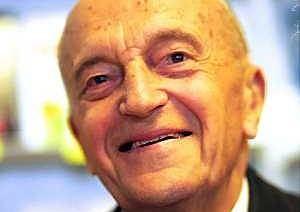 Władysław Kopaliński w 1999 roku