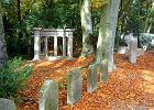 Szczecin: Cmentarz Centralny - w gaju umarłych
