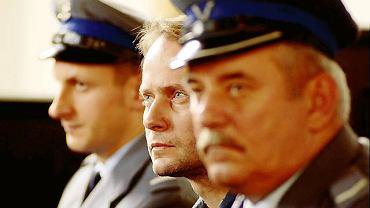 Kadr z filmu 'Bezmiar sprawiedliwości', którego kanwą było morderstwo Martyniki Ł. Jana S. zagrał Artur Żmijewski