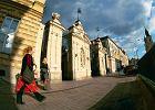 Spacer po Krakowskim Przedmie�ciu