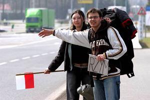 Autostopem z Sopotu do Monachium