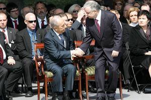 Szymon Peres w Senacie RP: Jak by� �ydem po Zag�adzie