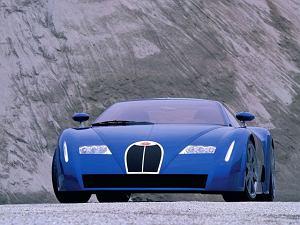 Bugatti auta