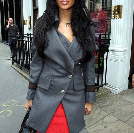 Nicole Scherzinger fot. Ian Lawrence / Splash News/East News