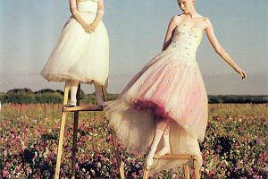 Baśniowy świat w nowej sesji Vogue